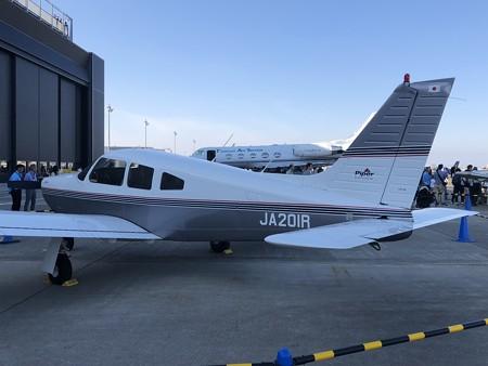 JA201R パイパー PA-28チェロキー IMG_1324