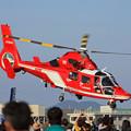 Photos: JA08AR 名古屋市消防航空隊 ひでよし エアバス・ヘリコプターズ AS365N3 Dauphin 2  IMG_8241_2