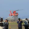 Photos: JA08AR 名古屋市消防航空隊 ひでよし エアバス・ヘリコプターズ AS365N3 Dauphin 2  IMG_8234_2