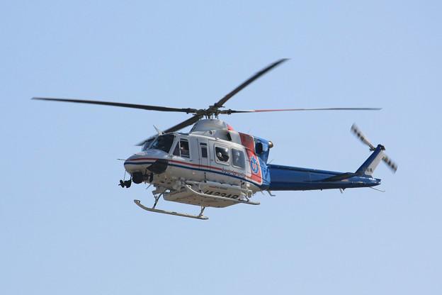 JA23AR 愛知県防災航空隊 ベル412 IMG_8144_2