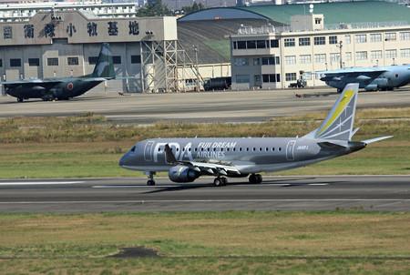 JA10FJ FDA フジドリームエアラインズ ERJ-175 IMG_8170_2