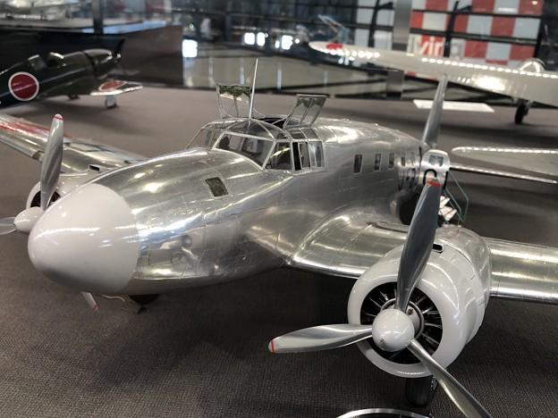100式輸送機(MC-20)模型  IMG_1390