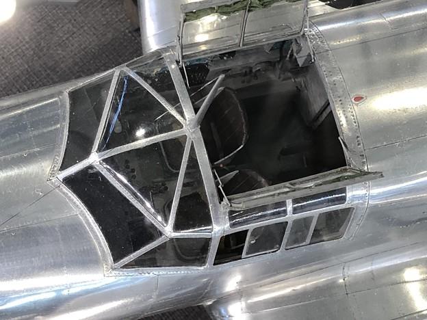 100式輸送機(MC-20)模型  IMG_1389