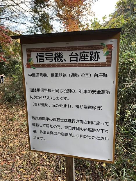 Photos: 愛岐トンネル群 秋の特別公開 鉄道遺構 IMG_1491