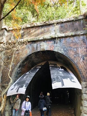 愛岐トンネル群 秋の特別公開 IMG_E1447