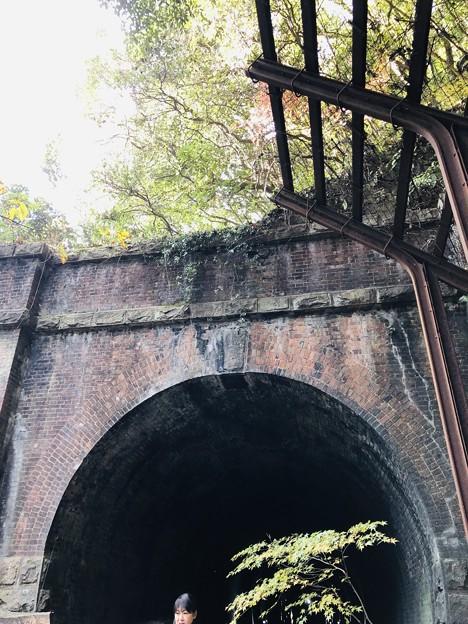 愛岐トンネル 秋の特別公開 鉄道遺構IMG_E1454