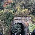 Photos: 愛岐トンネル 秋の特別公開 鉄道遺構 IMG_E1519
