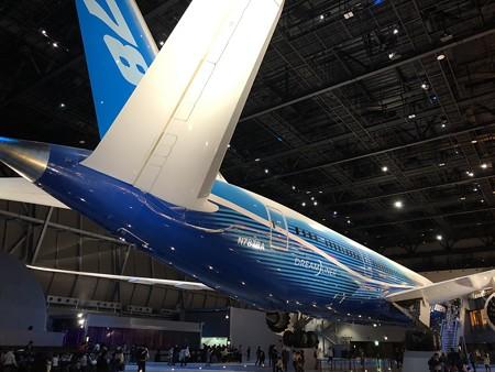FLIGHT OF DREAMS フライトオブドリームズ B787 N787BA IMG_1712