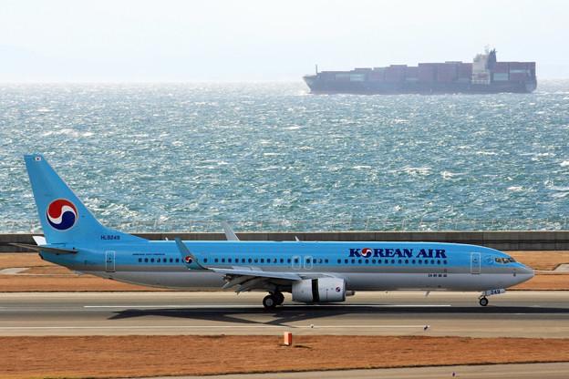大韓航空 B737-900 HL8249 IMG_8706_2
