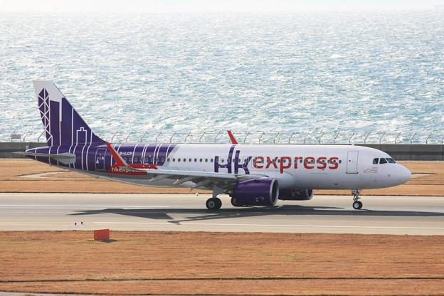 香港エクスプレス B-LCP A320-200 IMG_8650_2