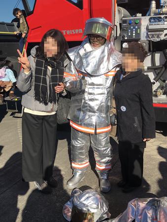 西春日井二市一町合同出初式 消防車展示 IMG_2077_2