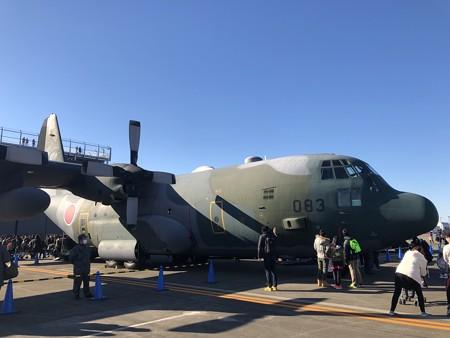 航空自衛隊 第1輸送航空隊 第401飛行隊 C-130H 95-1083 IMG_2073