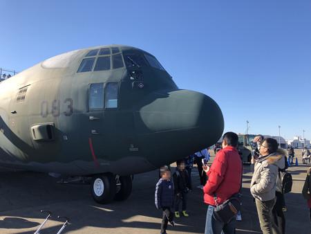 航空自衛隊 第1輸送航空隊 第401飛行隊 C-130H 95-1083 IMG_2072_2