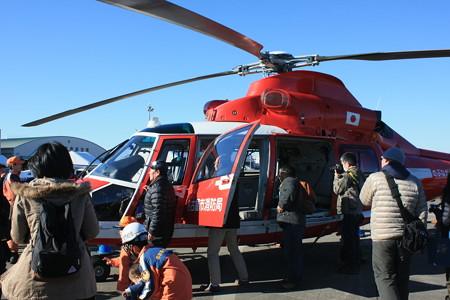 名古屋市消防局航空隊 ユーロコプターAS365N3 JA758A IMG_9011