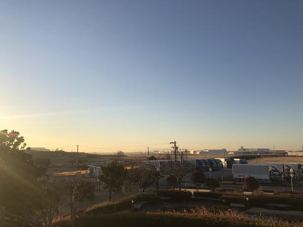 小牧基地(県営名古屋空港)北端 小牧市 エアフロントオアシス IMG_2018