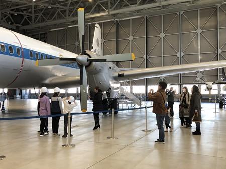 あいち航空ミュージアム パイロット職業体験 IMG_2166