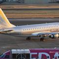 Photos: FDA フジドリームエアラインズ ERJ-175 JA10FJ シルバー 県営名古屋空港にて  IMG_8075_3