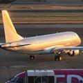 Photos: FDA フジドリームエアラインズ ERJ-175 JA10FJ シルバー 県営名古屋空港にて  IMG_8074_3
