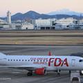 Photos: FDA フジドリームエアラインズ ERJ-175 JA12FJ 県営名古屋空港にて IMG_8059_3