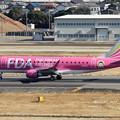 Photos: FDA フジドリームエアラインズ ERJ-175 JA03FJ ピンク IMG_8303_3