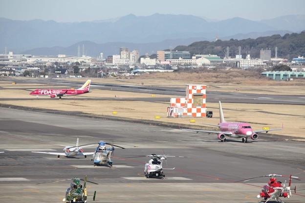 県営名古屋空港にて IMG_8467