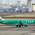 Photos: FDA フジドリームエアラインズ JA11FJ グリーン ERJ-175 IMG_8535_3