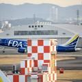 Photos: FDA フジドリームエアラインズ JA13FJ ネイビー ERJ-175 IMG_8524_2