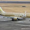 Photos: FDA フジドリームエアラインズ ERJ-175 JA09FJ ゴールド IMG_8568_3