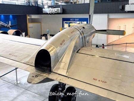 YS-11 ダートエンジン@あいち航空ミュージアム IMG_6301