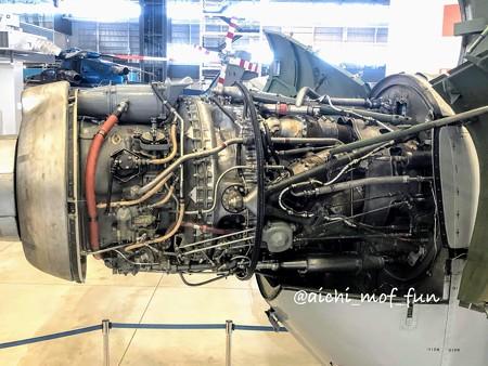 YS-11 ダートエンジン@あいち航空ミュージアム IMG_6299