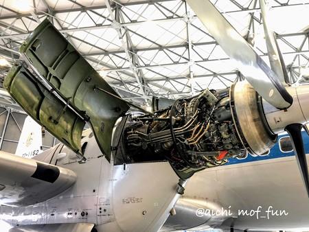 YS-11 ダートエンジン@あいち航空ミュージアム IMG_6292