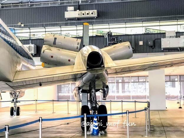 YS-11 ダートエンジン@あいち航空ミュージアム IMG_6291