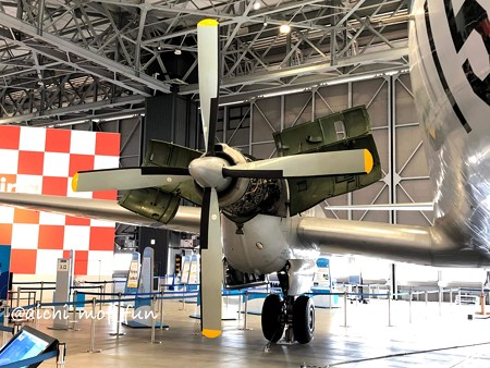 YS-11 ダートエンジン@あいち航空ミュージアム IMG_6290
