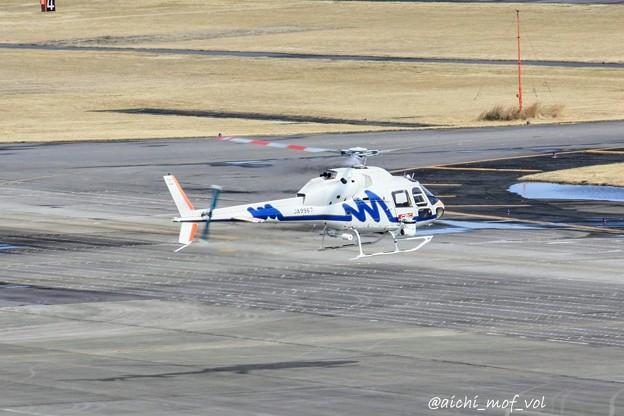 中日本航空  アエロスパシアル AS355 Ecureuil 2/TwinStar JA9967 IMG_9210_3