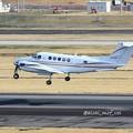 ダイヤモンド・エア・サービス ビーチクラフト 200 Super King Air JA20DA  IMG_9198_3