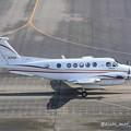 ダイヤモンド・エア・サービス ビーチクラフト 200 Super King Air JA20DA IMG_9190_3