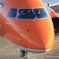 FDA フジドリームエアラインズ JA05FJ オレンジ ERJ-175 IMG_8921_3