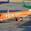 FDA フジドリームエアラインズ JA05FJ オレンジ ERJ-175 IMG_8925_3