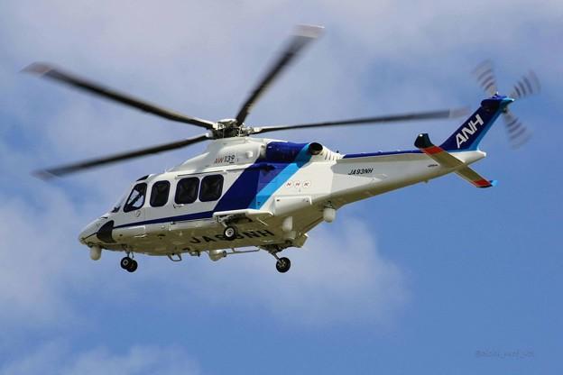 オールニッポンヘリコプター アグスタウェストランド AW139 JA93NH IMG_5141_2