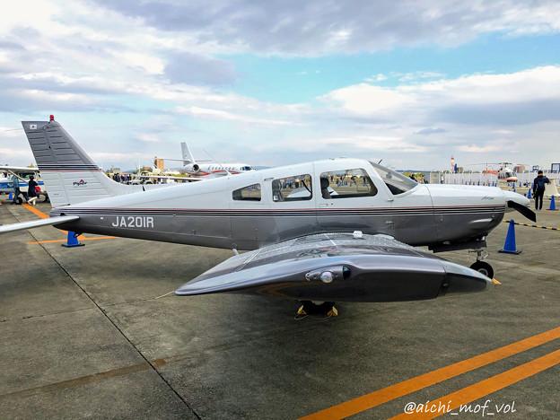 JA201R パイパーPA-28 チェロキー IMG_4883_3