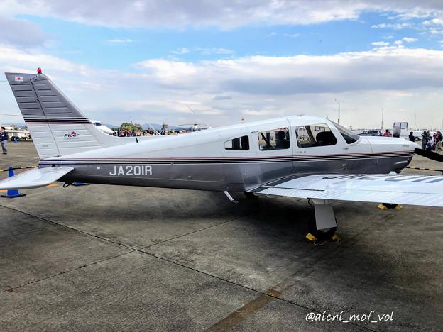 JA201R パイパーPA-28 チェロキー IMG_4881_3