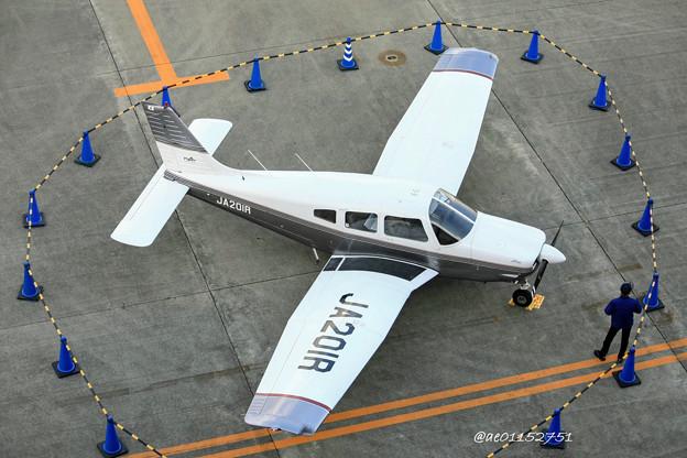 JA201R パイパーPA-28 チェロキー IMG_6530_3