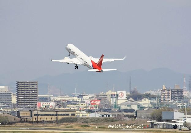 Photos: 三菱スペースジェット JA26MJ IMG_9479_3
