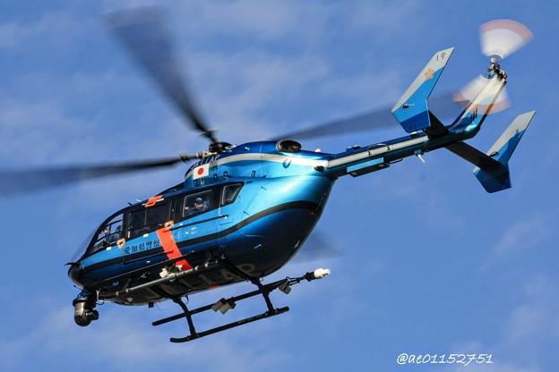 愛知県警 川崎BK-117C-2 JA11AP IMG_6376_3