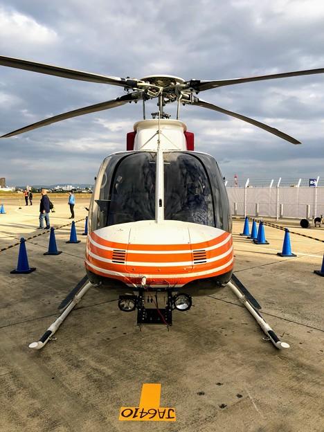 新日本ヘリコプター ベル412 JA6410 JA6410 IMG_4897