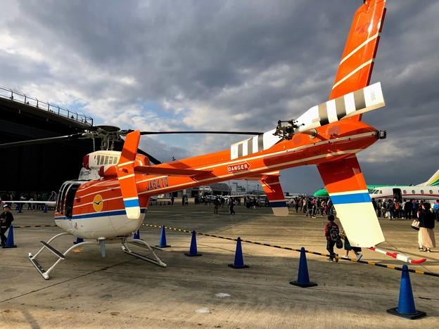 新日本ヘリコプター ベル412 JA6410 JA6410 IMG_4893