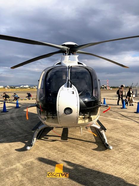 中日本航空 エアバスヘリコプターズ H135 JA129D IMG_4892