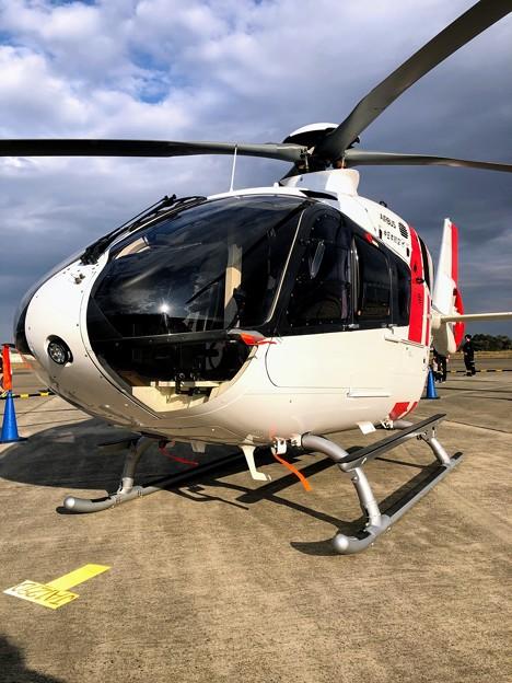 中日本航空 エアバスヘリコプターズ H135 JA129D IMG_4891