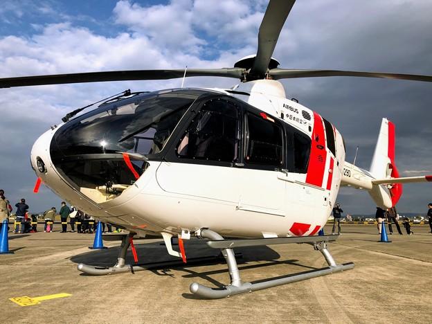 中日本航空 エアバスヘリコプターズ H135 JA129D IMG_4890
