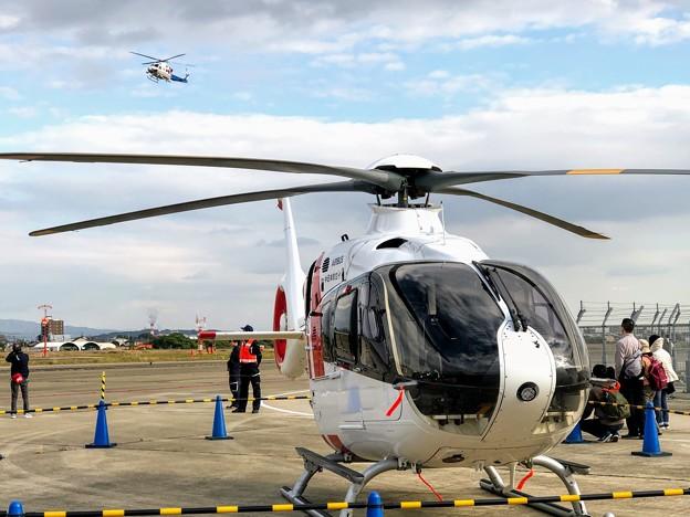 中日本航空 エアバスヘリコプターズ H135 JA129D IMG_4887